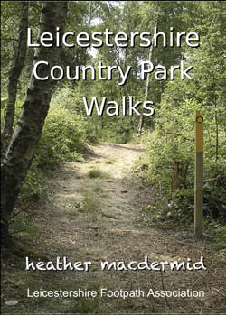Leicestershire Country Park Walks - book cover