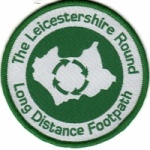 Leicestershire Round - Sew on badge