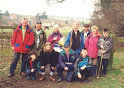 Early Wednesday Walk - 1996?