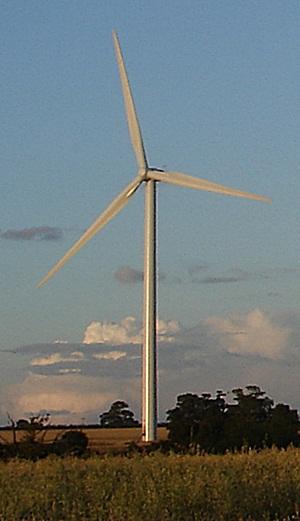 Gilmorton turbine