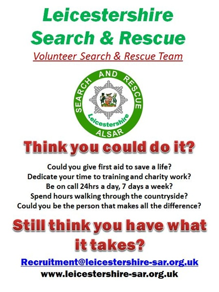 Leicestershire Search & Rescue