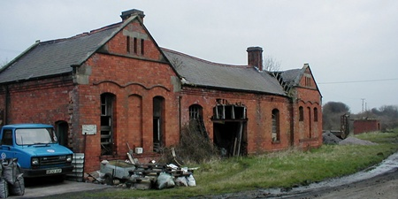 Lowesby station 2002