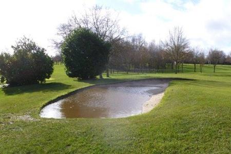 Golfing Lake