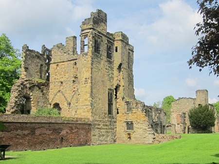 Ashby castle for free