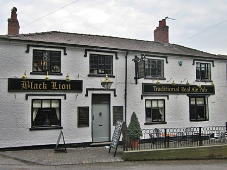Black Lion at Blackfordby