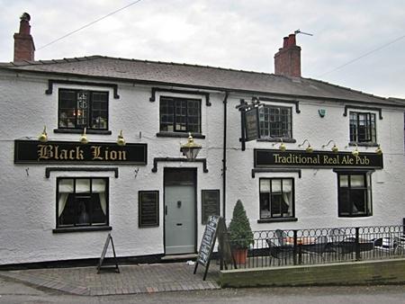 Black Lion at Blackfordby