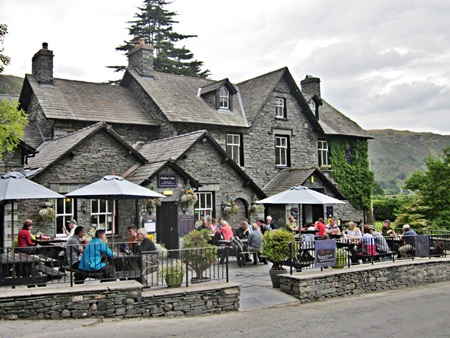 Walker's Bar of the New Dungeon Ghyll Hotel