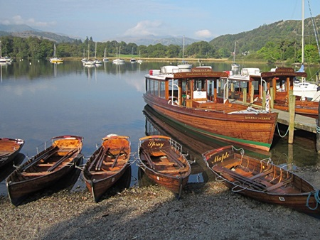 Waterhead ready for another busy day