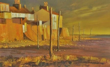 Art by Mark A Pearce