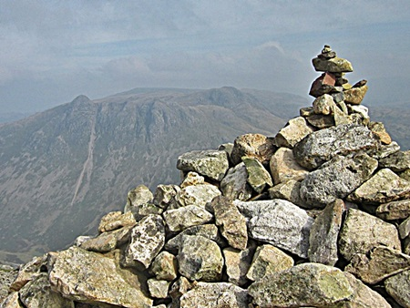 Langdale Pikes from Pike of Blisco