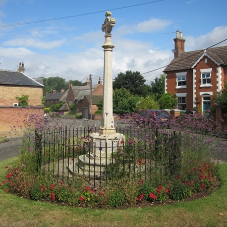 North Kilworth Green and memorial