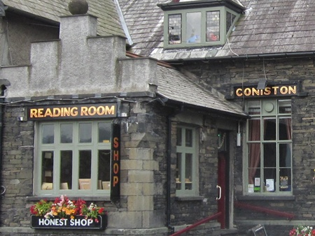 Coniston Institute and Honest Shop