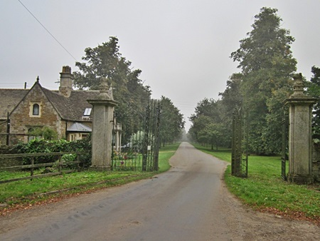 Entering Nevill Holt