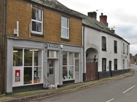 Somerby shop and main street