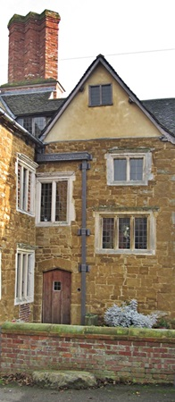 Long Clawson Old Manor House B&B available here
