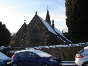 Markfield Church