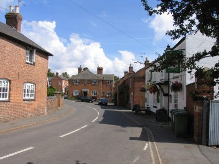 Main Street Saddington