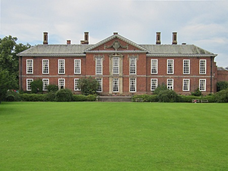 Market Bosworth Hall
