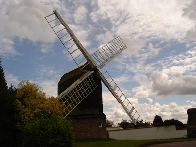 Kibworth Post Mill