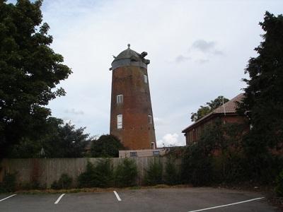 Ullesthorpe Mill