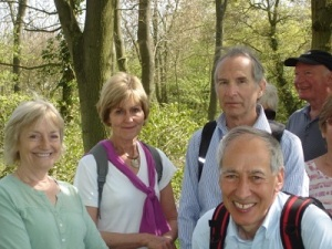Members in Bunny Wood