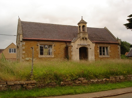 The school, Branston.