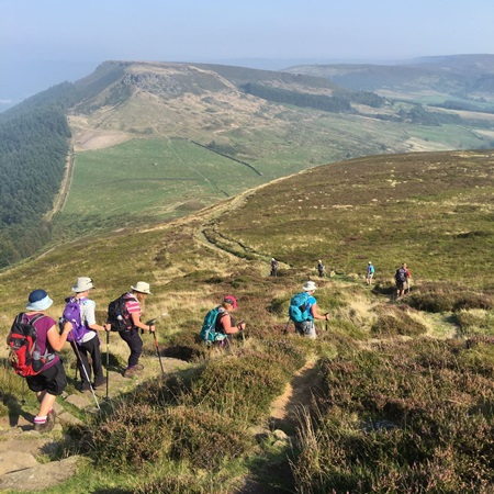 Coast to Coast joins Cleveland Way