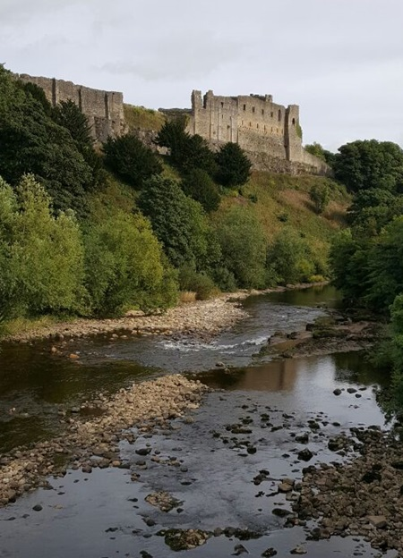 The Swale and Richmond Castle