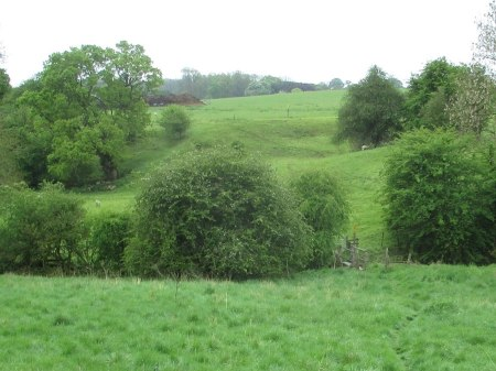 Leicestershire Round near Launde Abbey